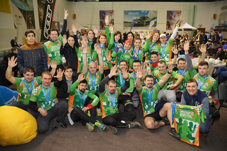 Catena Racing Team prezenta la Triathlon Winter Challenge, editia a V-a