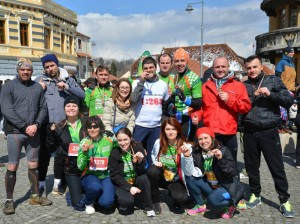 CATENA RACING TEAM la FINISH. INTERSPORT SEMIMARATON Brasov 2015_foto 3