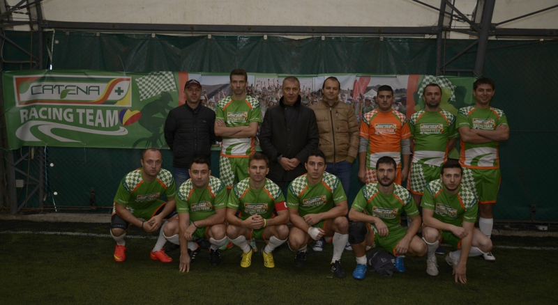 CATENA RACING TEAM la Medical&Pharma Fotball Cup 2014
