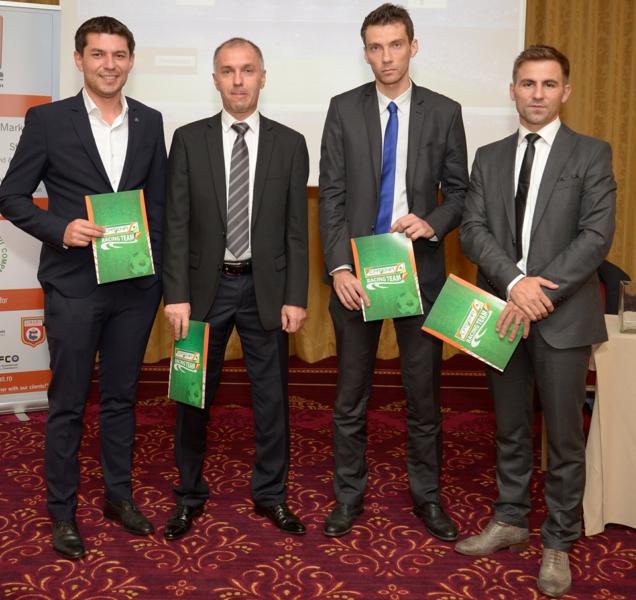 Daniel Marin,Raul Voicu,Stefan Tudor,Daniel Ionita_foto1
