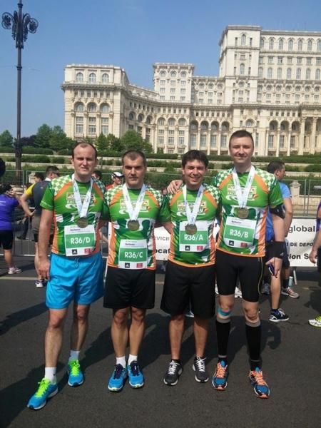 OMV Petrom Bucharest Half Marathon 10