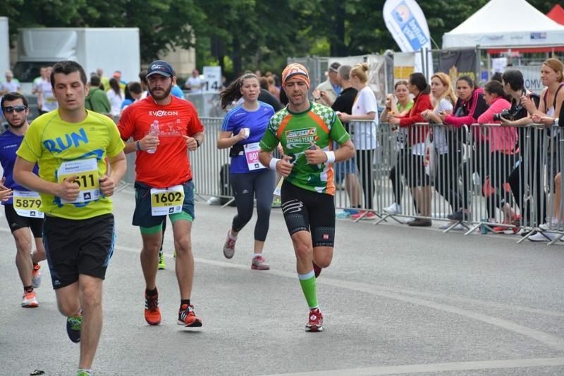 OMV Petrom Bucharest Half Marathon 2