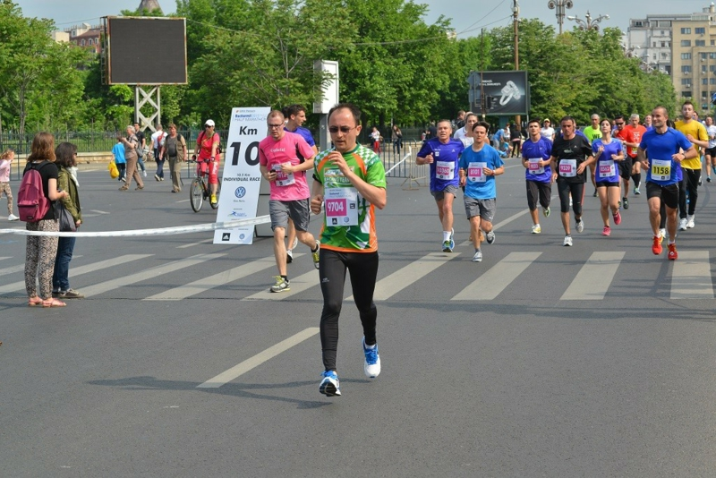OMV Petrom Bucharest Half Marathon 4
