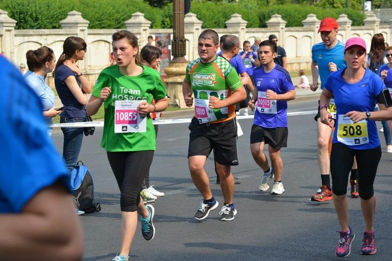 OMV Petrom Bucharest Half Marathon 6