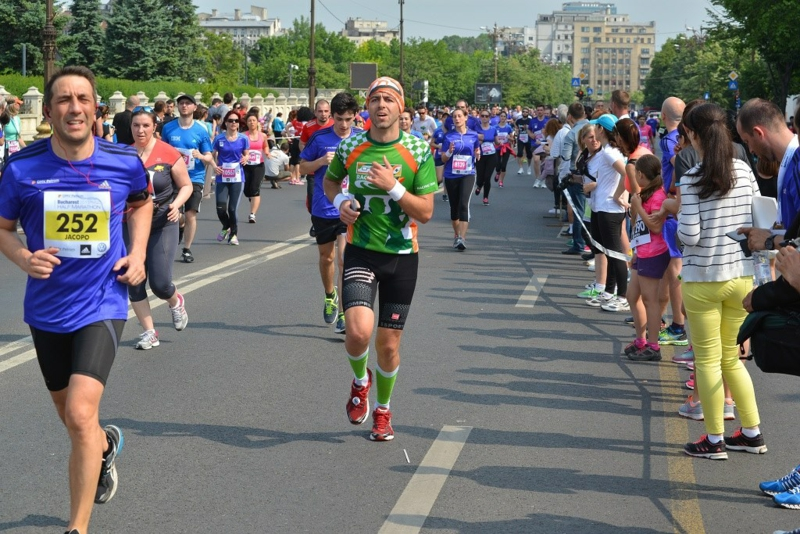 OMV Petrom Bucharest Half Marathon 8