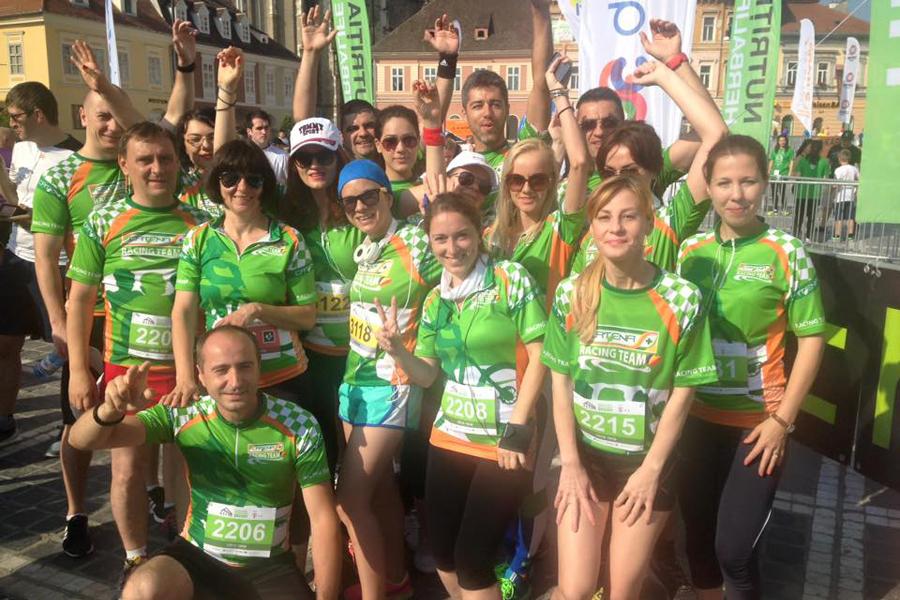 CRT la Maratonul International Brasov!