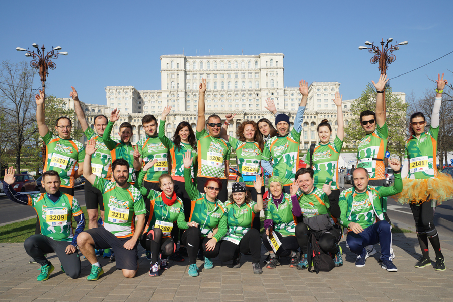 UNIQA Asigurari Bucharest 10k&Family Run