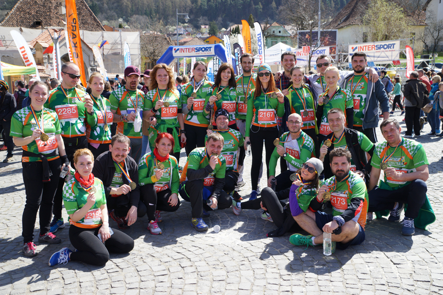 Semimaraton Brasov Intersport 2016 – SpringRun!