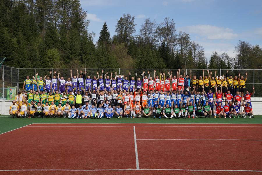 Campionatul National de Fotbal CATENA RACING TEAM