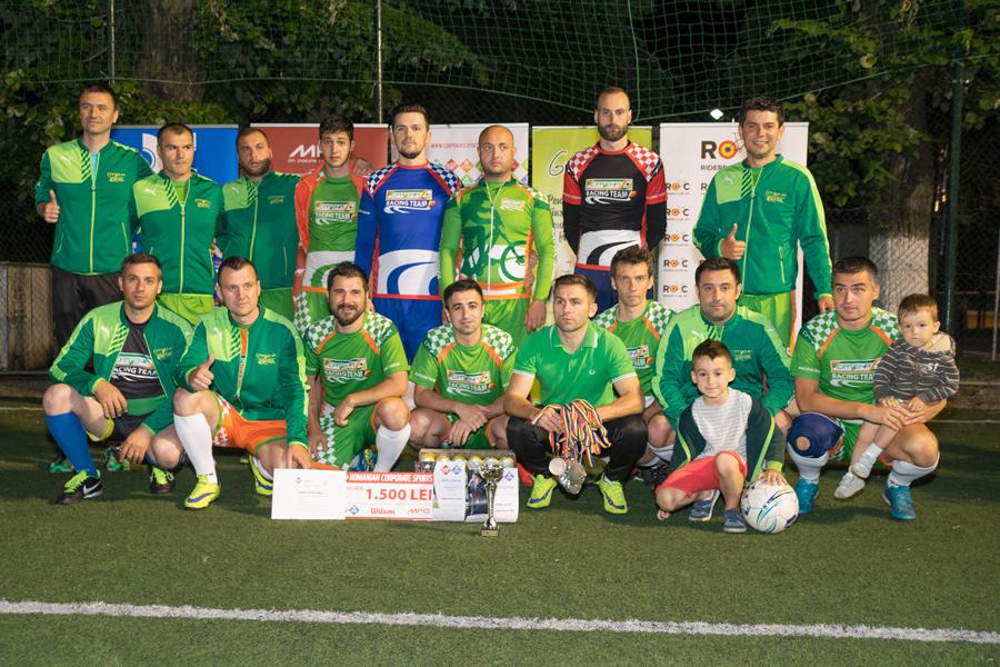 Catena Racing Team, Vicecampioana!