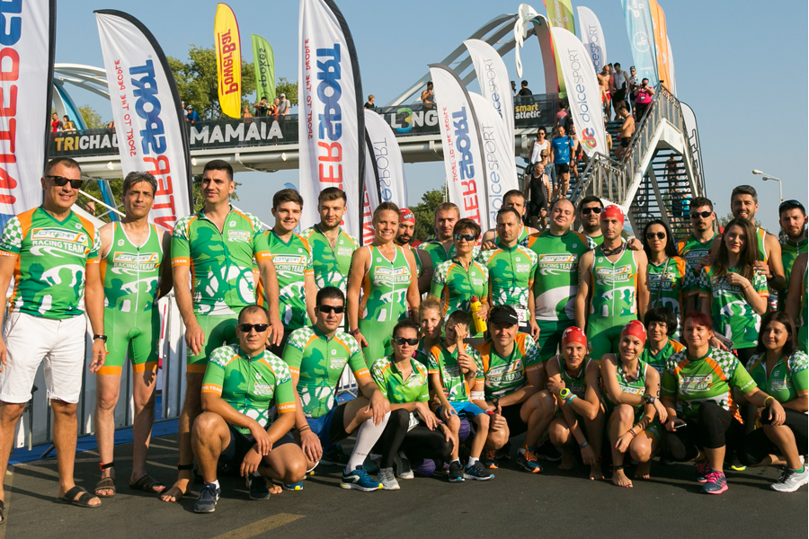 Catena Racing Team la TriChallenge Mamaia 2016!