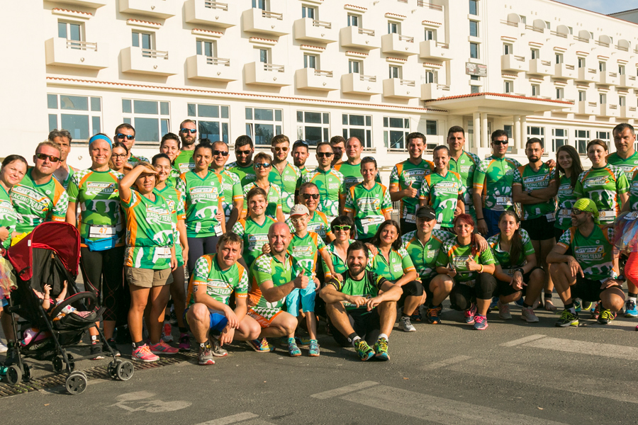 Catena Racing Team la Beach Run 2016