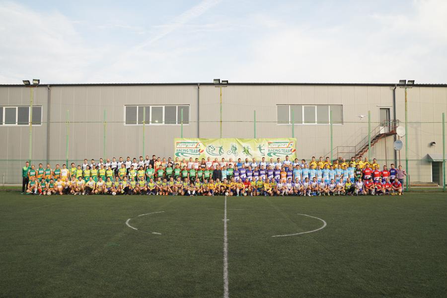 Chitila, Campioana! C.N. de Fotbal Catena Racing Team, Timisoara, 2016