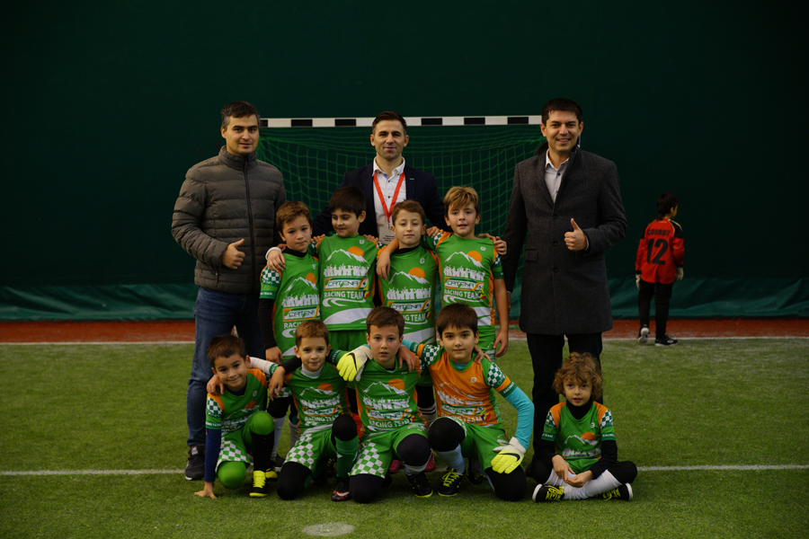 Kinder Cup Catena 2016
