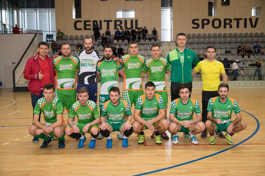 Catena Racing Team, Vicecampioana la Christmas Charity Cup 2016
