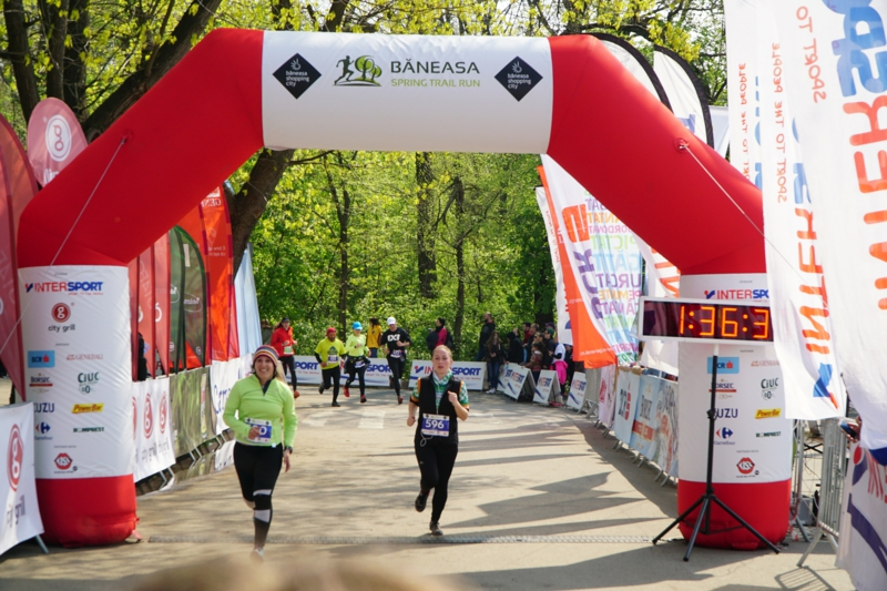 Baneasa Spring Trail Run 2017