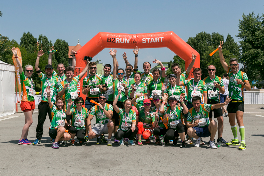 Catena Racing Team - Fun fun la B2RUN