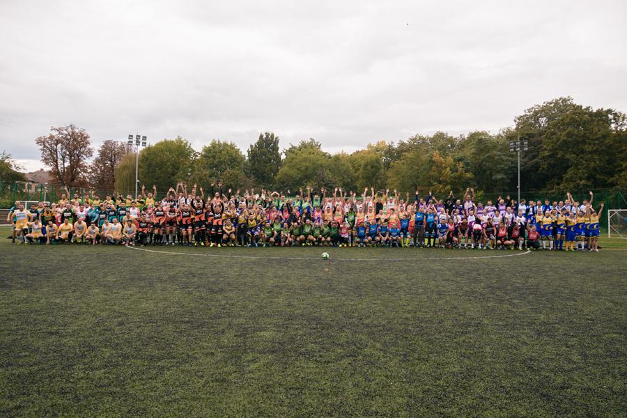 Sibiu si a VI-a editie a Campionatul de Fotbal Catena Racing Team