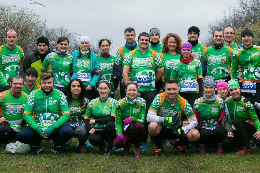 Baneasa Winter Trail Run 2017