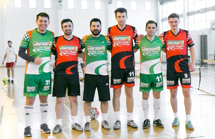 Catena Racing Team la Winter Corporate Games Brasov, 2018