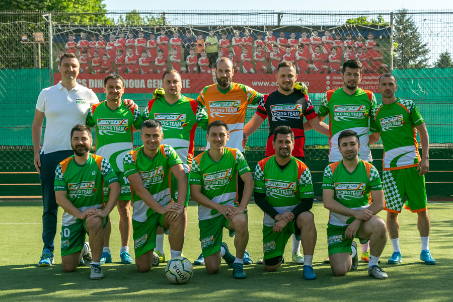 Catena Racing Team prezenta la editia a 7-a a Campionatului Medical & Pharma Football Cup 2018