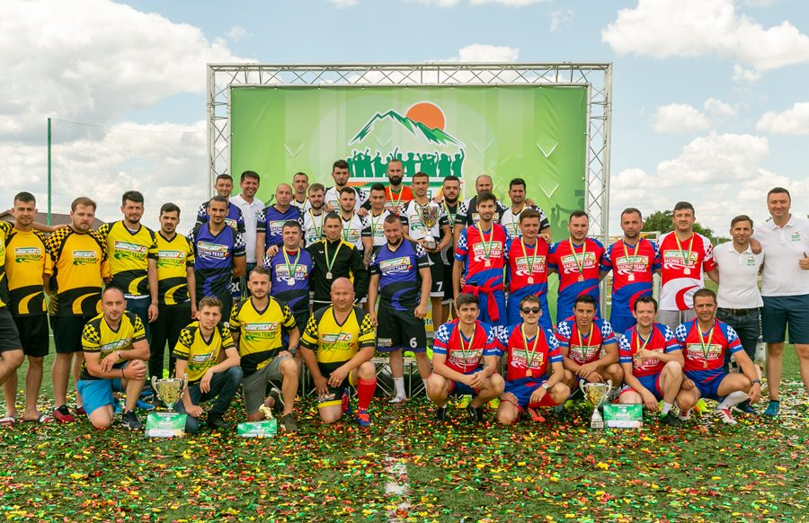 Campionatul Intern de Fotbal Catena Recing Team, editia a VII-a, Craiova