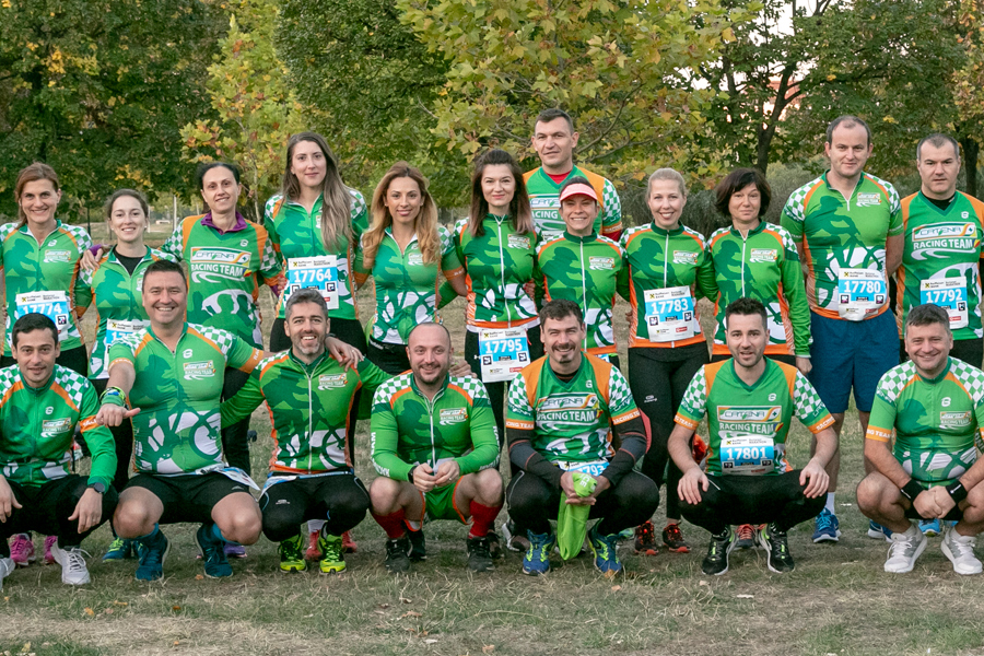 Catena Racing Team la Raiffeisen Bank Bucharest Marathon 2018