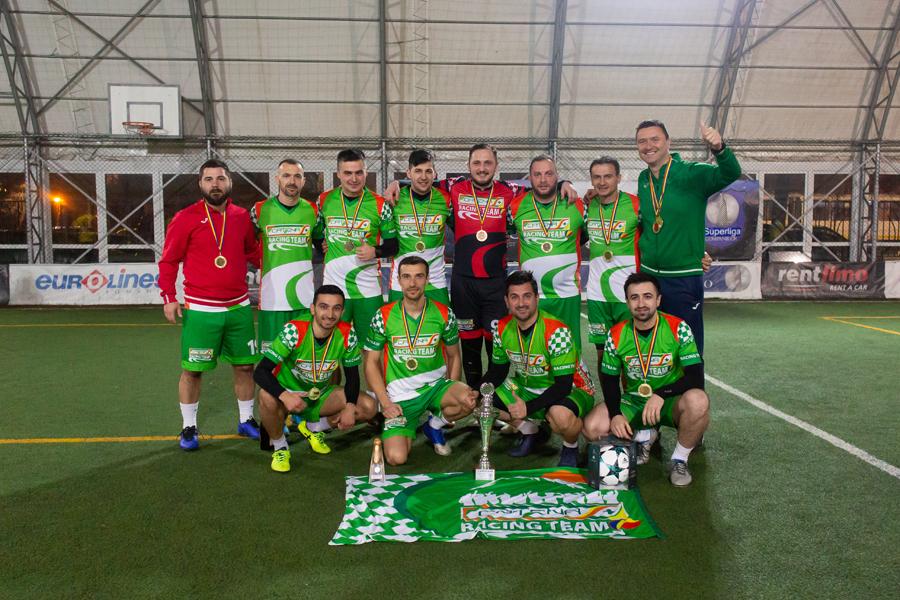 Catena Racing Team, Campioana Cupei Companiilor
