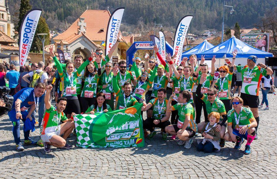 Catena Racing Team din nou la Semimaraton Brasov Intersport