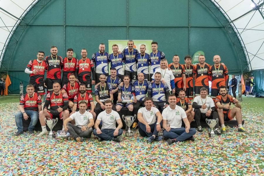 Campionatul de Fotbal Catena Racing Team, editia a VIII-a, ORADEA