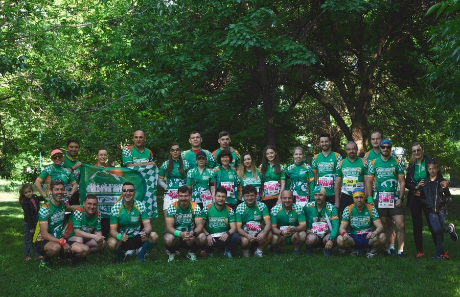 Catena Racing Team la Volkswagen Bucharest HALF MARATHON, 2019