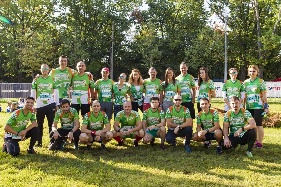 Catena Racing Team la Baneasa Race