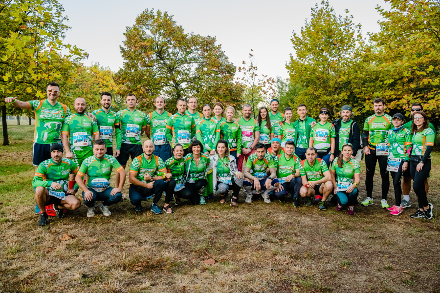 Maratonul International Bucuresti - 2019